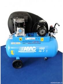 Abac A29 100 CM2 - Compressore monostadio cinghiato (255 lt/min)
