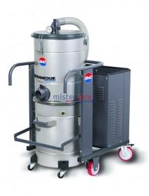 BM2 TCX 75 S - Aspiratore industriale 7,5 Hp da 100 litri (doppia turbina)