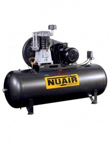 Nuair NB10/10CT/500 - Compressore bistadio cinghiato (1.230 lt/min)