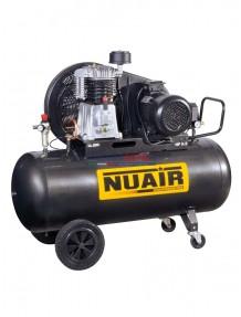 Nuair NB5 / 5,5 CT / 200 - Compressore bicilindrico, cinghiato (640 litri/min)