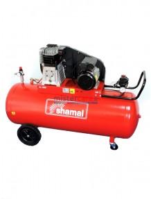 Shamal SB38C/200 CM3 - Compressore bicilindrico, cinghiato (390 litri/min)