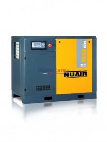 Nuair Vega 11-10 - Compressore rotativo a vite (a terra) con trasmissione a cinghia