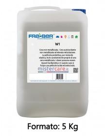 Fra-Ber W1 - Cera autolucidante non metalizzata - 5 Kg